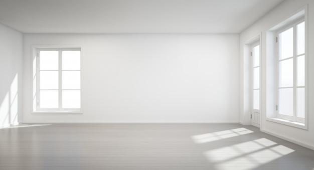 «Белая» отделка — PROлог вашей будущей квартиры